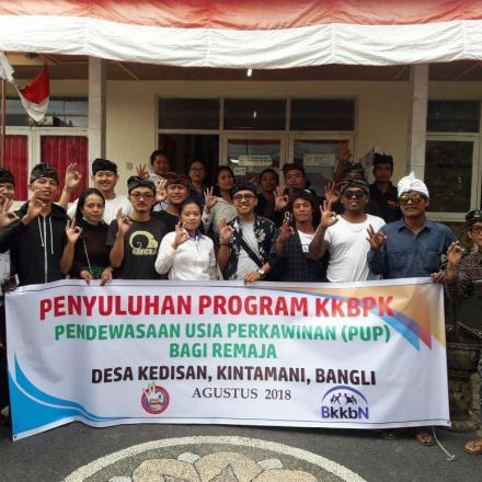 Penyuluhan Program KKBPK
